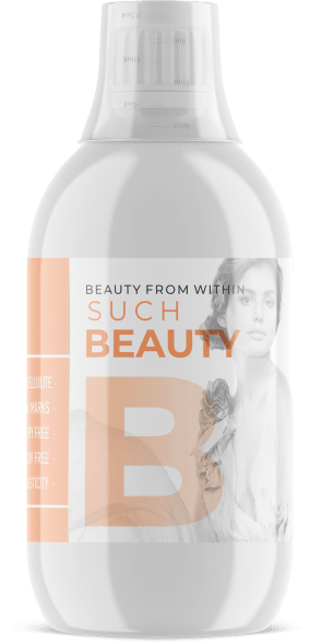 Beauty from within collagen bottle