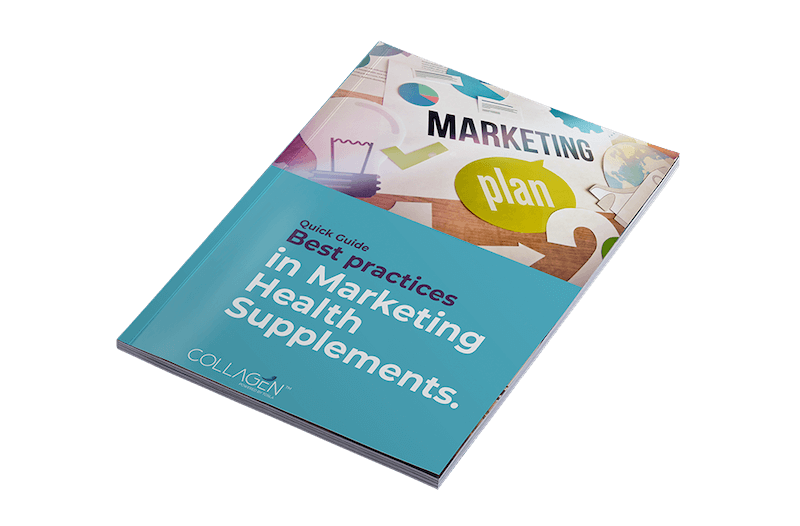 Best practice in marketing supplements