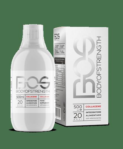 bos collagen bottle