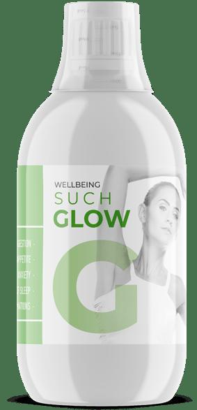 Wellbeing collagen bottle
